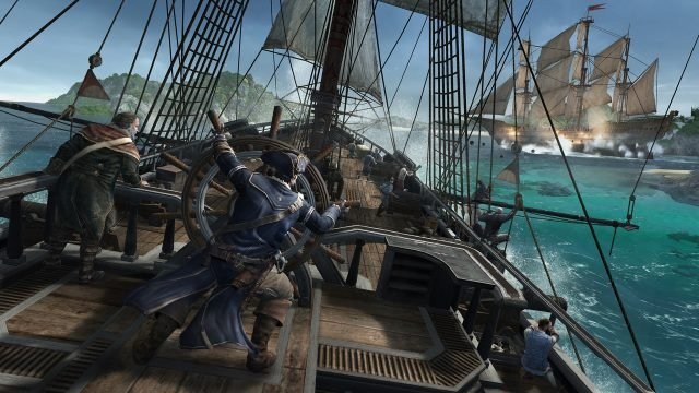 Assassin's Creed 3 Remastered on PlayStation Store