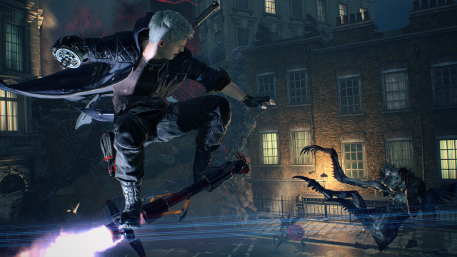 devil may cry 5 download size pc