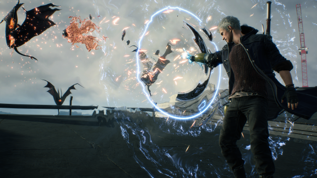 devil may cry 5 download size ps4