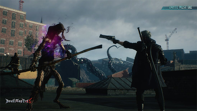Devil May Cry 5 Difficulty Differences | Unlock Son of Sparda, Dante