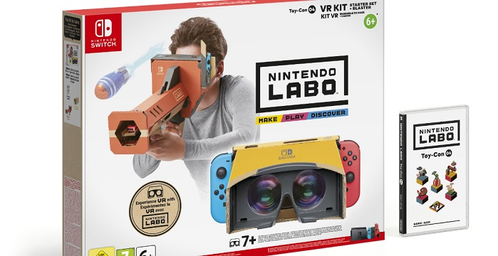 4 reasons to be wary of Nintendo Labo VR