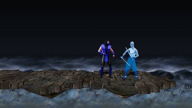 Mortal Kombat spin-off games