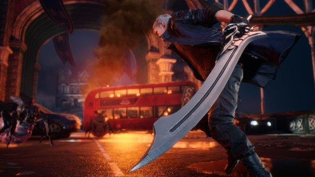 Devil May Cry weapons