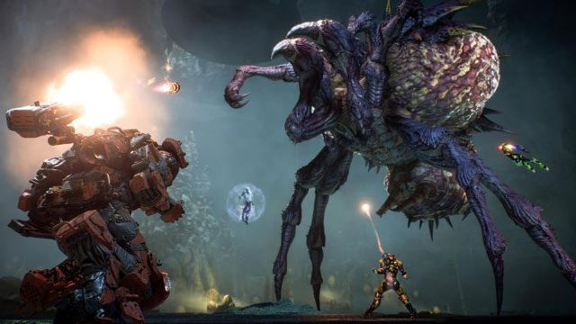 Anthem 1.10 Update Patch Notes Highlights