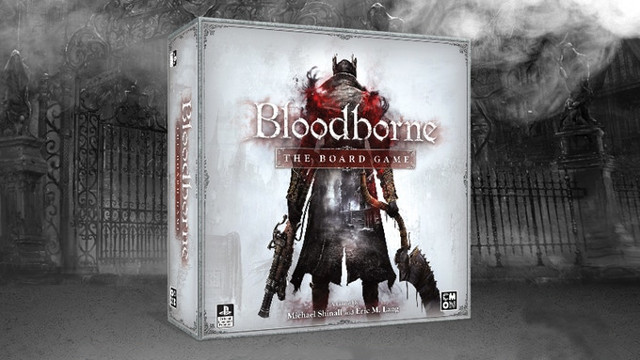 Bloodborne board game kickstarter