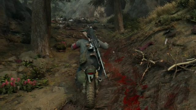 Days Gone Daylight Horde Track