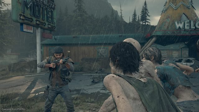 Days Gone - increase stats - clear Nero Injector locations