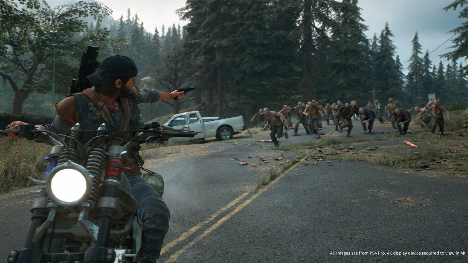 Is Days Gone an open world game