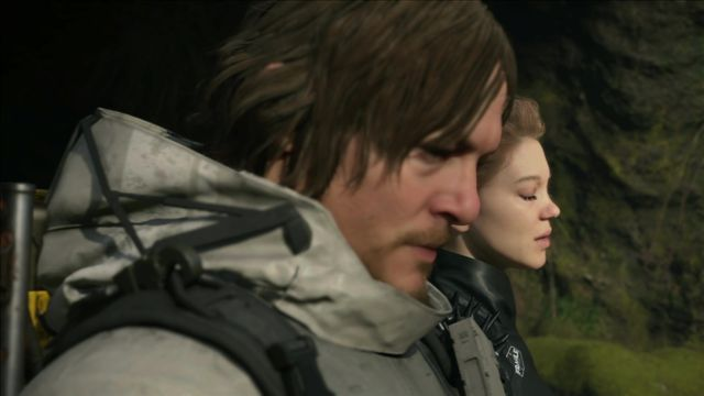 Death Stranding multiplayer gameplay