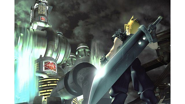 Final Fantasy 7 Switch Review Shinra Building