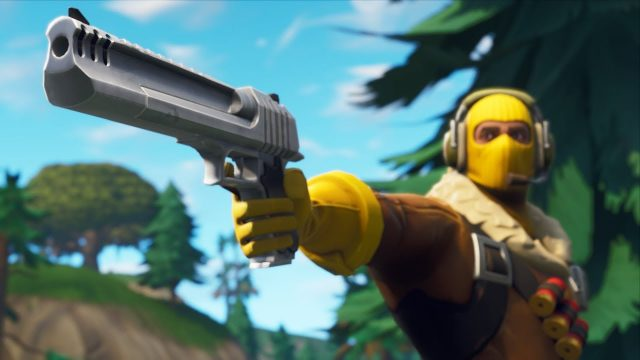 Fortnite Stretched Resolutions Disallowed By Epic Before