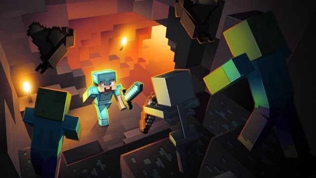 Minecraft Anniversary Notch