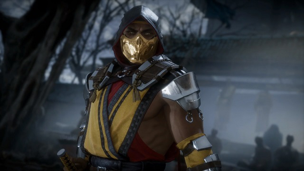 Mortal Kombat 11 Scorpion Mask How To Get The Gamestop Kollector S Edition Mask Gamerevolution