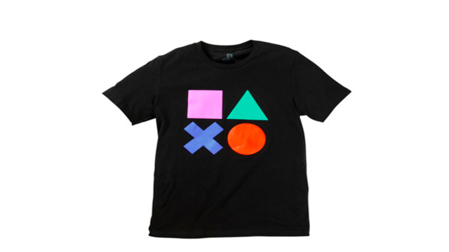 PlayStation Gear Store PSX shirt