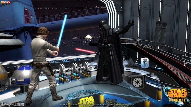Star Wars Pinball announced for Nintendo Switch, will get