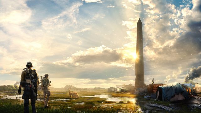 The Division 2 Can't Leave Dark Zone