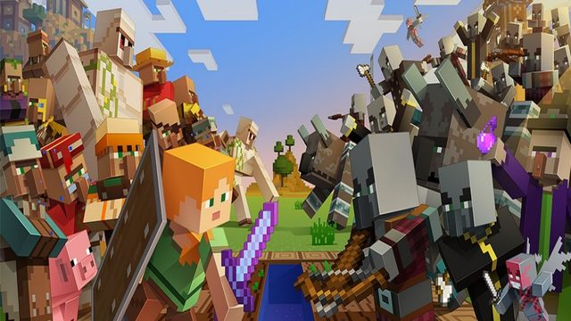 Minecraft Village and Pillage
