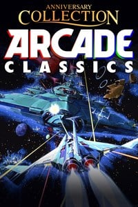 Box art - Konami Arcade Classics Anniversary Collection