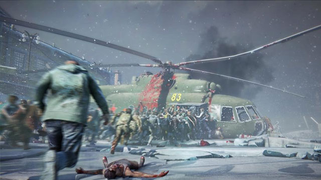 World War Z sales