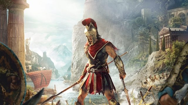 Assassin's Creed Odyssey 1.3.0 update patch notes