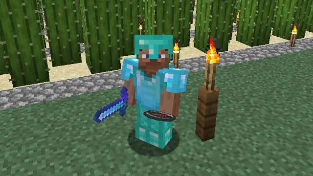 how to enchant armor in minecraft