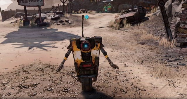Borderlands 3 Game Reveal Claptrap