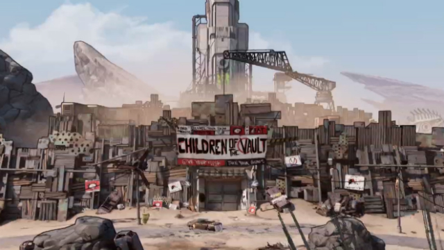 Borderlands 3 Gameplay Reveal Children of the Vault base