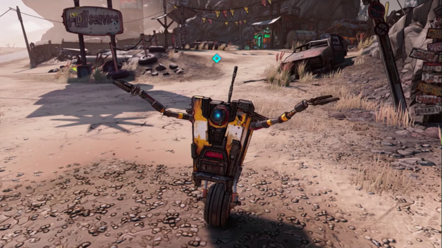 Claptrap voice actor