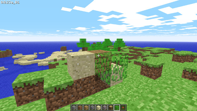 Minecraft Classic free-to-play has launched, available in ...