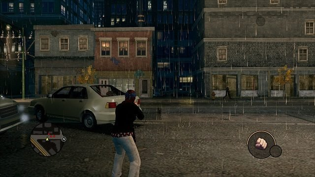 Saints Row The Third Streets Gameplay