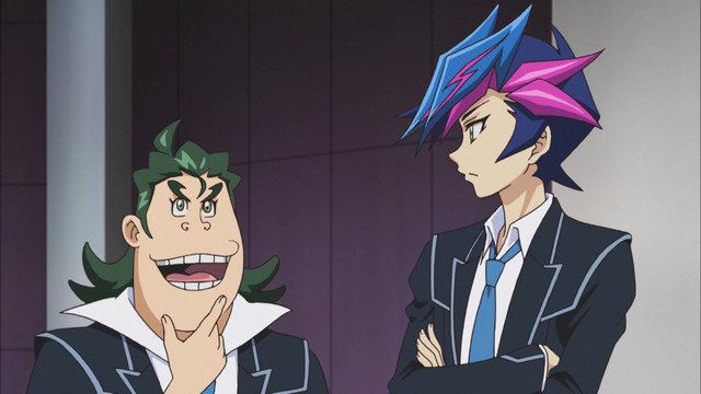 Yu-Gi-Oh VRAINS Episode 100