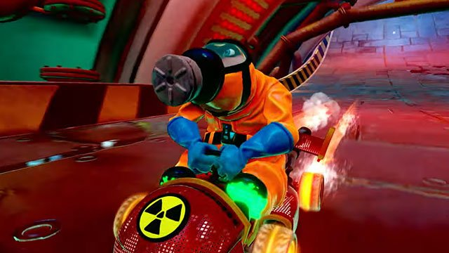 Crash Team Racing Nitro-Fueled trailer