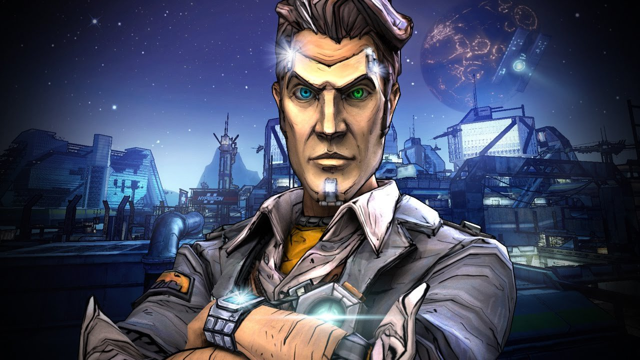 Borderlands 3 Handsome Jack