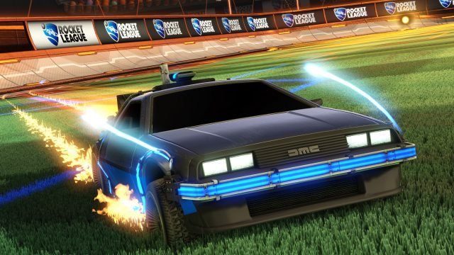 Rocket League Epic Store Release Date