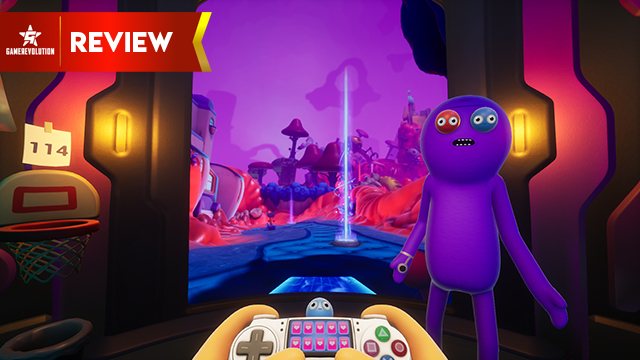 trover saves the universe review