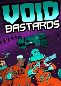 Box art - Void Bastards
