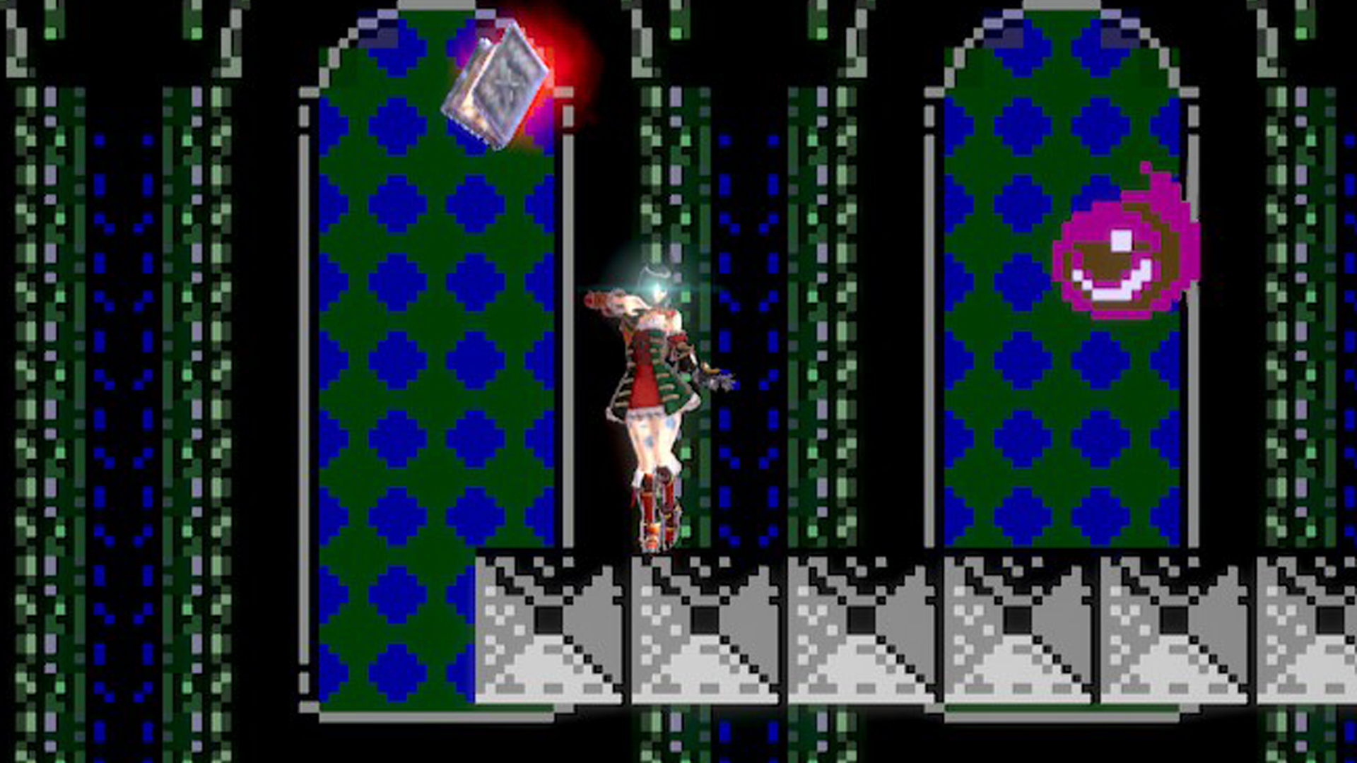 Bloodstained Ritual of the Night 8-bit Nightmare