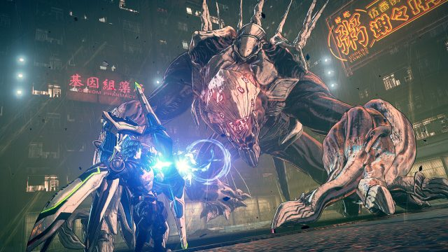 Astral Chain Xbox One and PS4
