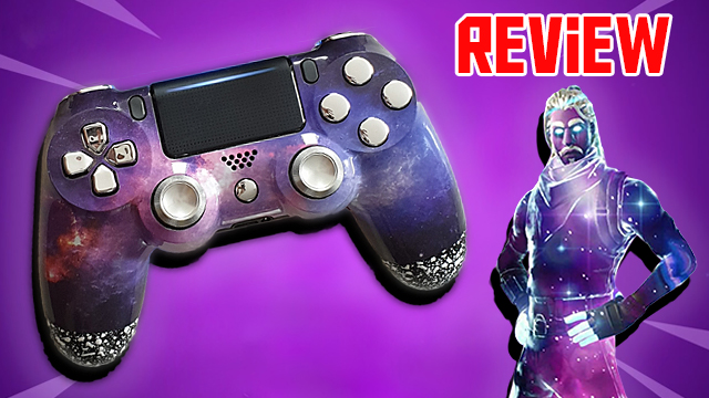 Fortnite PS4 controller | Controller Modz Review