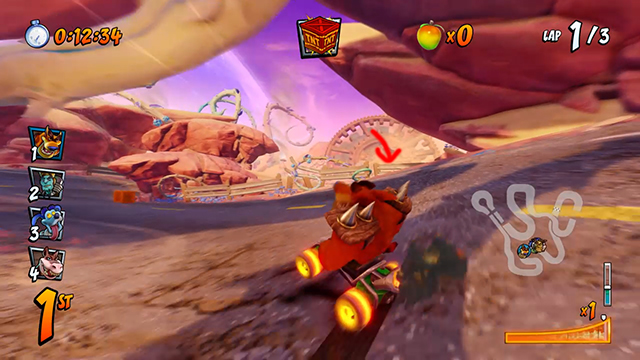 Crash Team Racing Nitro-Fueled | All shortcuts guide