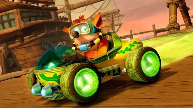 Crash Team Racing Nitro-Fueled Cheats