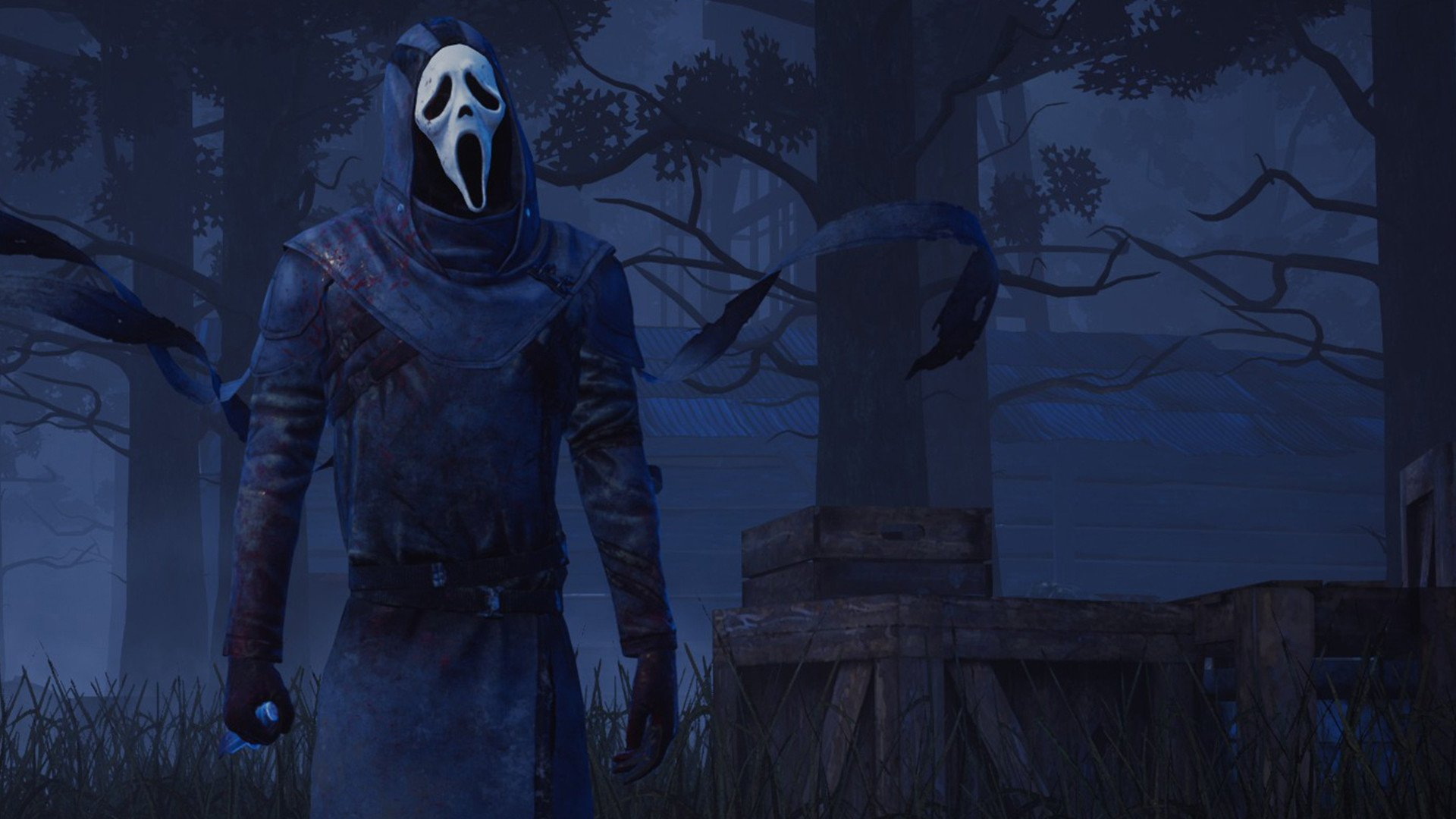 Dead By Daylight patch notes