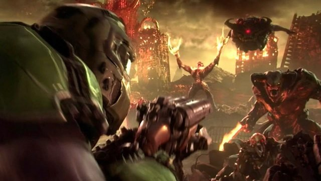 does Doom Eternal have co-op cooperative multiplayer