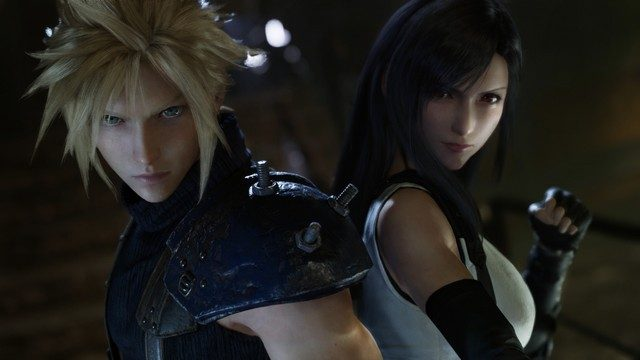 Final Fantasy 7 Remake Preview 1