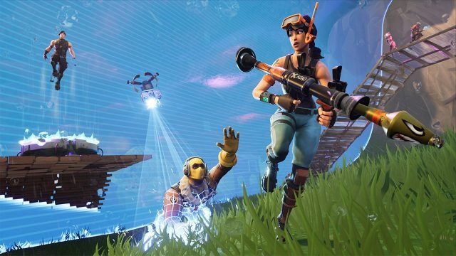 Fortnite PlayStation Plus Celebration Pack