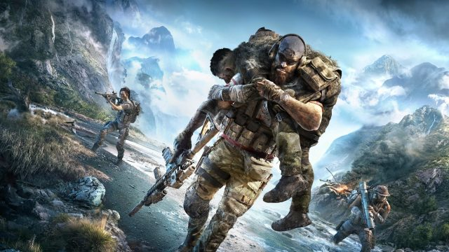 How to get the Ghost Recon Breakpoint Sentinel Corp Pack, October 2019 games