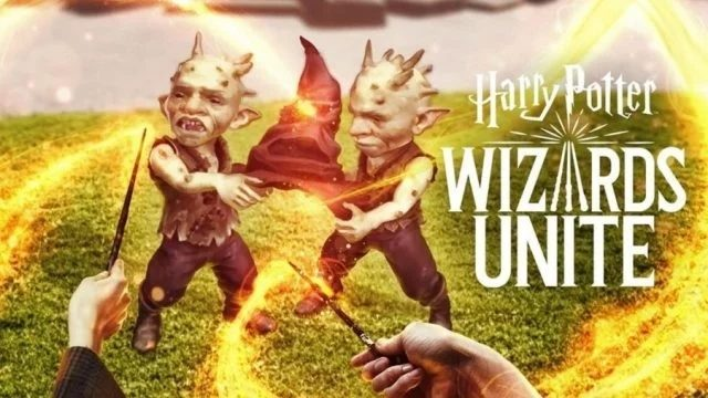 Harry Potter Wizards Unite Go Plus