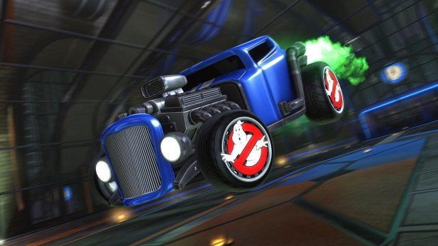Rocket League 1.65 Update Patch Notes