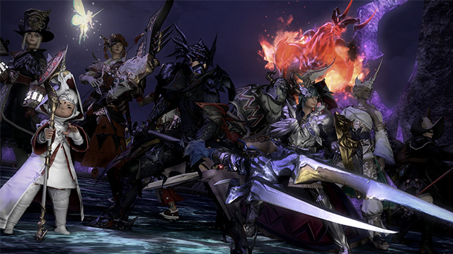 Live-action Final Fantasy 14 TV series announced by Sony