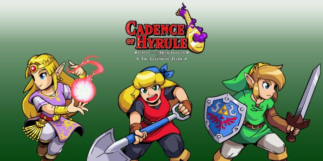 cadence of hyrule unlock time